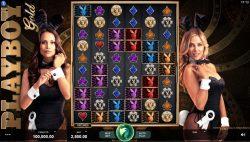 Playboy Gold slot machine (2018) - Microgaming